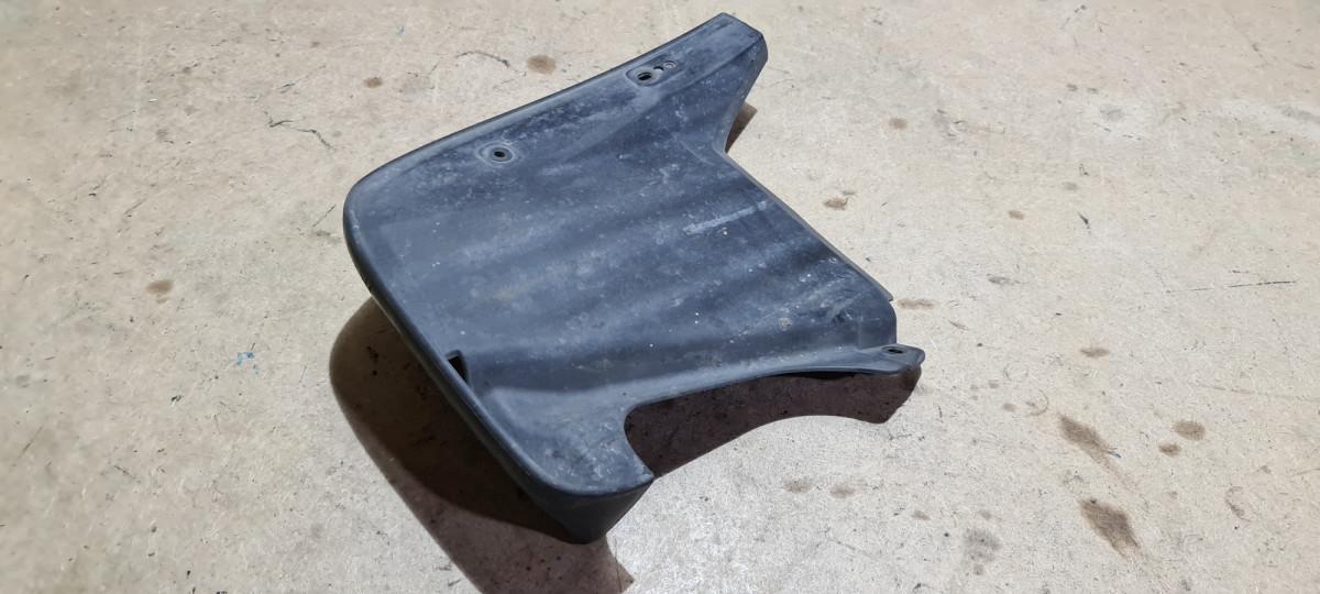 Брызговики черные полный комплект для Honda Legend KB2